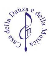 casa danza e musica
