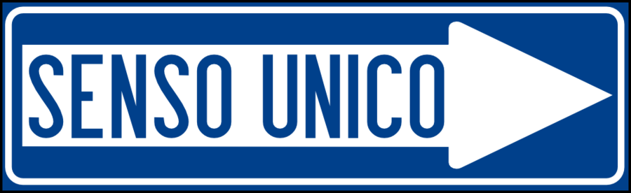 senso unico