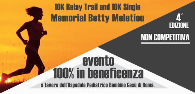10K Relay memorial Betty Meletiou