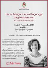 conferenza Marcazzan