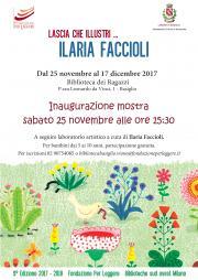 Lascia che Illustri ... Ilaria Faccioli