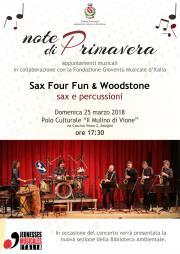 Sax Four Fun