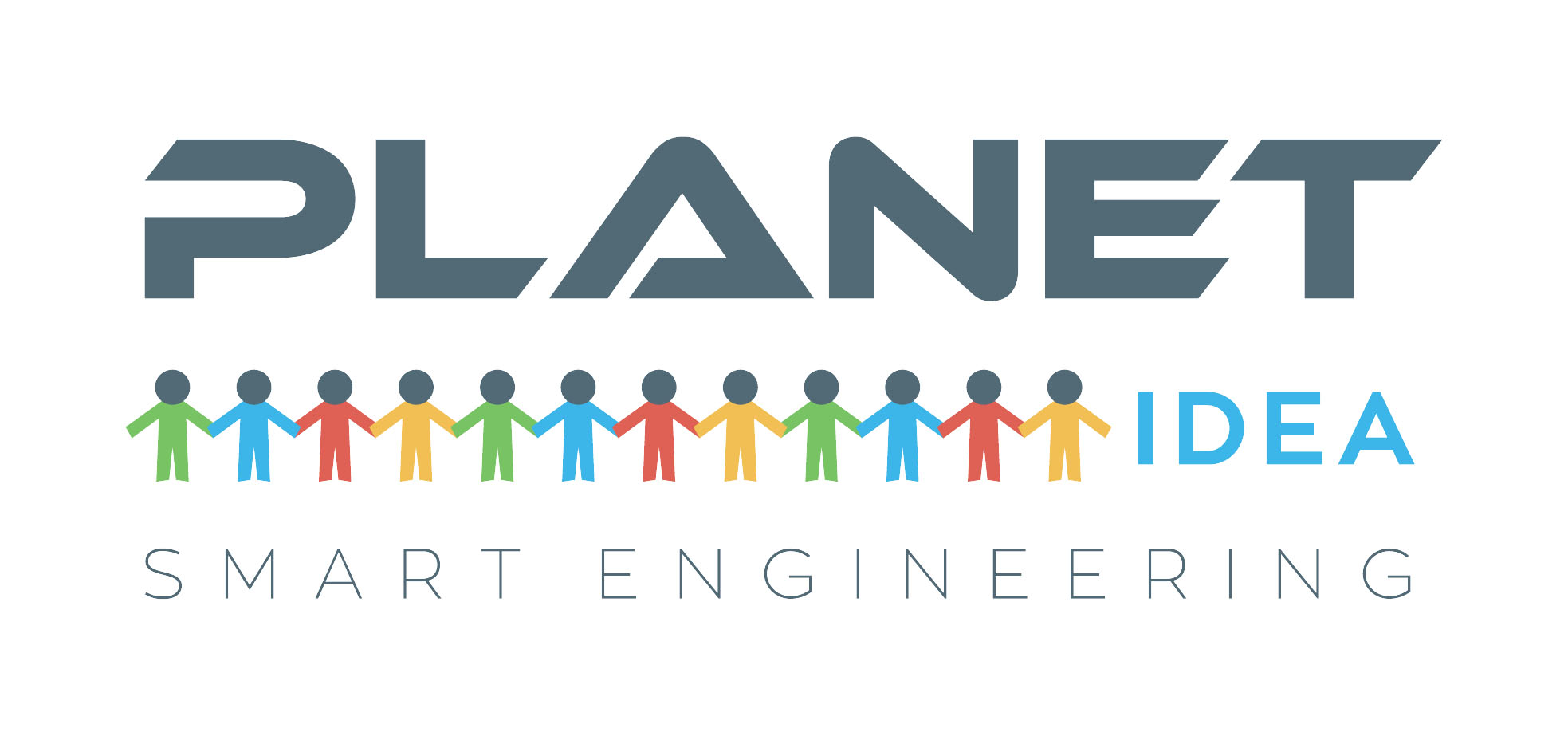 Planet idea logo