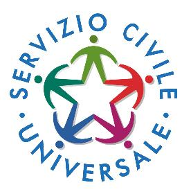 Logo Servizio Civile Universale