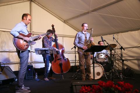 Alessandro Chiappetta Quartet - Jazz Band